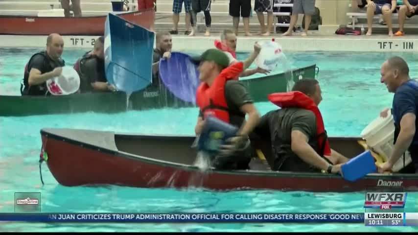First responders compete in Battleship game for charity_47016632