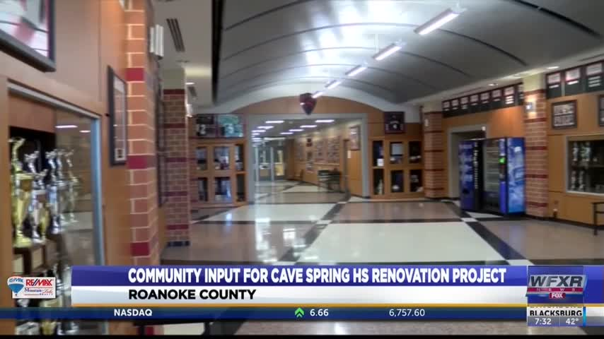 Community input wanted for Cave Spring High School project_05005398
