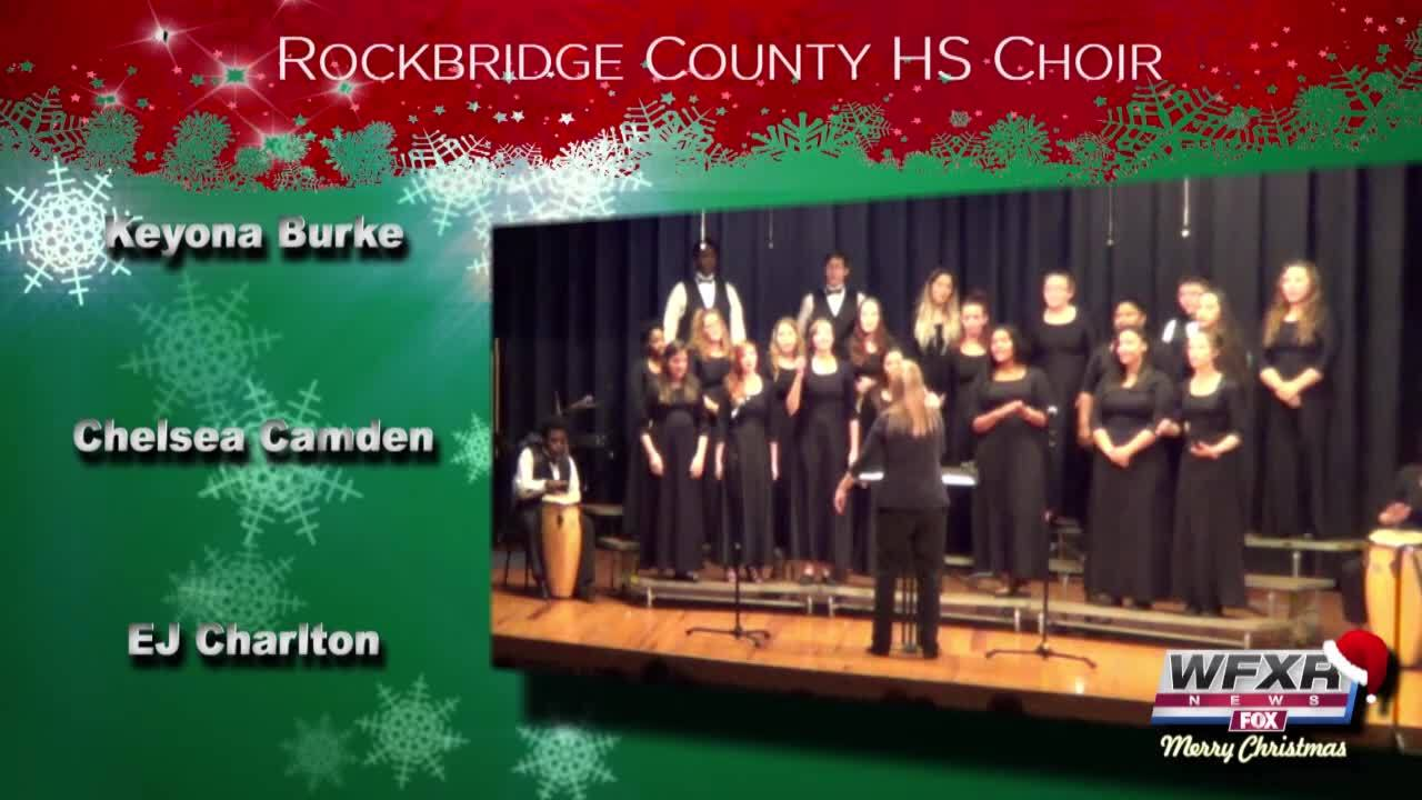 Sounds of the Season- Rockbridge County High School Choir