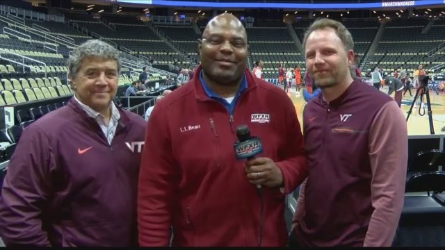 """WFXR Sports Special """"Tournament Talk"""" with Jermaine Ferrell, Mike Burnop and Jon Laser"""