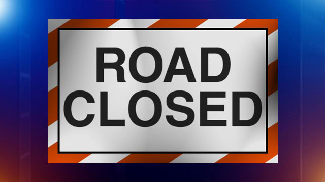 Commuters can find an alternative route to portions of Polk Street in Lynchburg as crews work on a gas line. (PHOTO: Courtesy MGN)