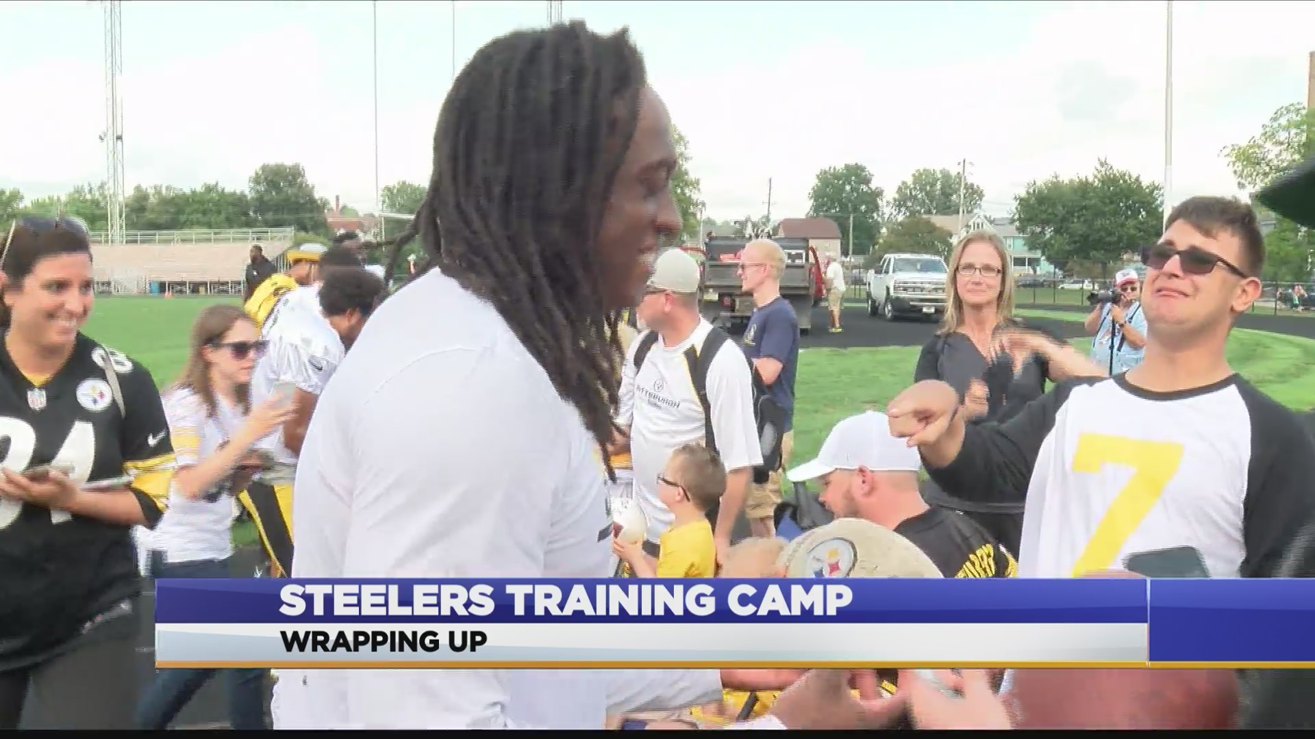 TERRELL EDMUNDS STEELERS HAS BEEN EVERYTHING