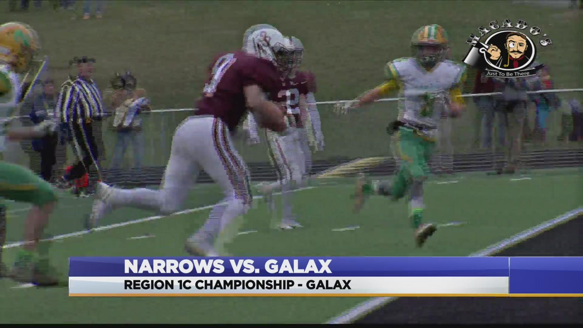 Region 2C Final: Narrows vs. Galax