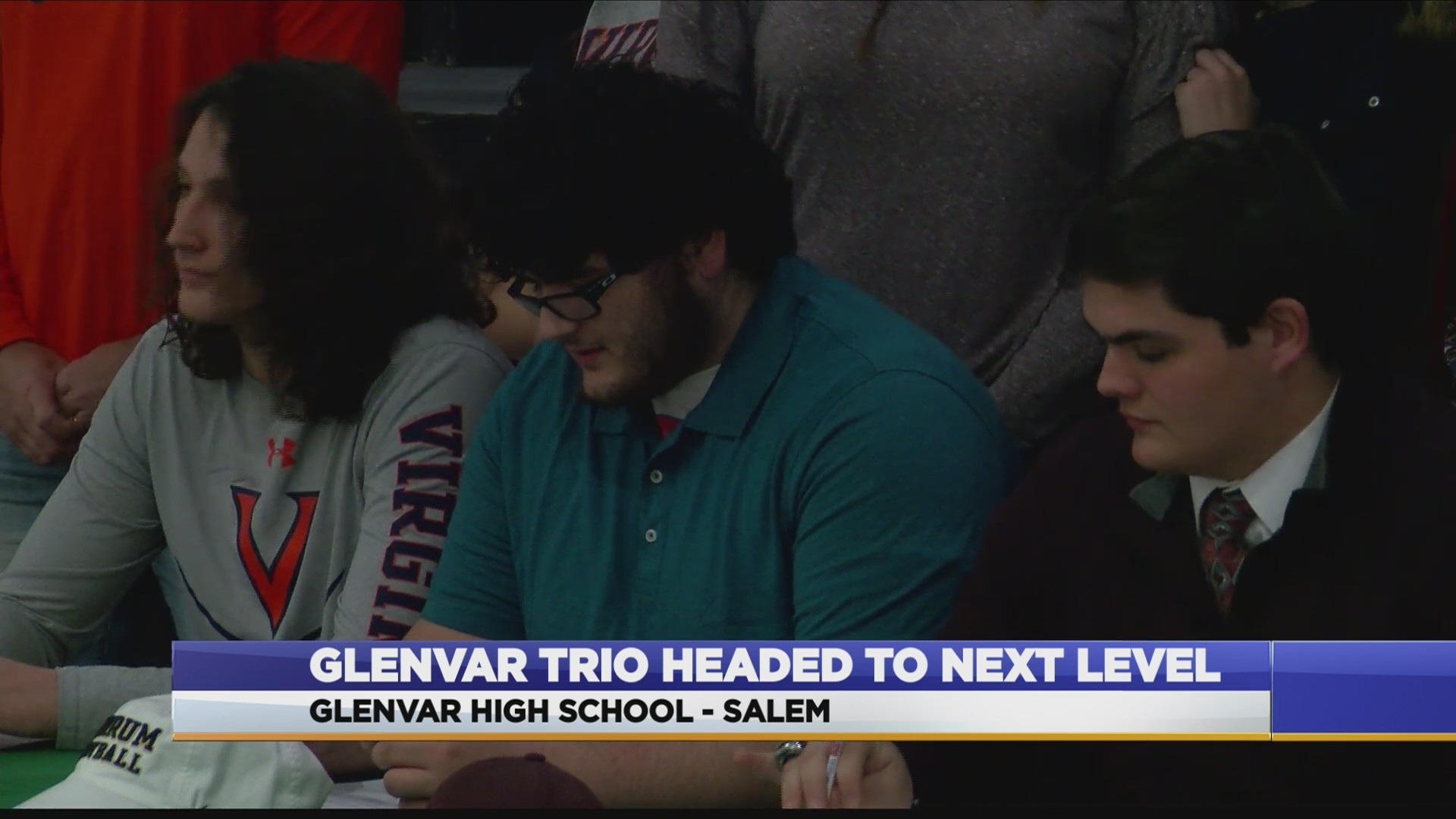 Glenvar Trio Headed To Next Level