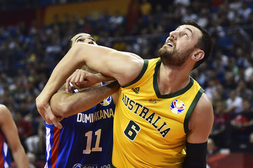 FIBA Basketball World Cup 2019 - Lithuania vs Australia