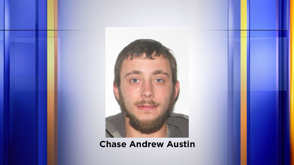 Chase Andrew Austin, 28, of Vinton was shot and killed by Roanoke Police on Wednesday, Oct. 17, after police responded to a trespassing call at the Krispy Kreme on Hershberger Road. (Photo: Courtesy Virginia State Police)