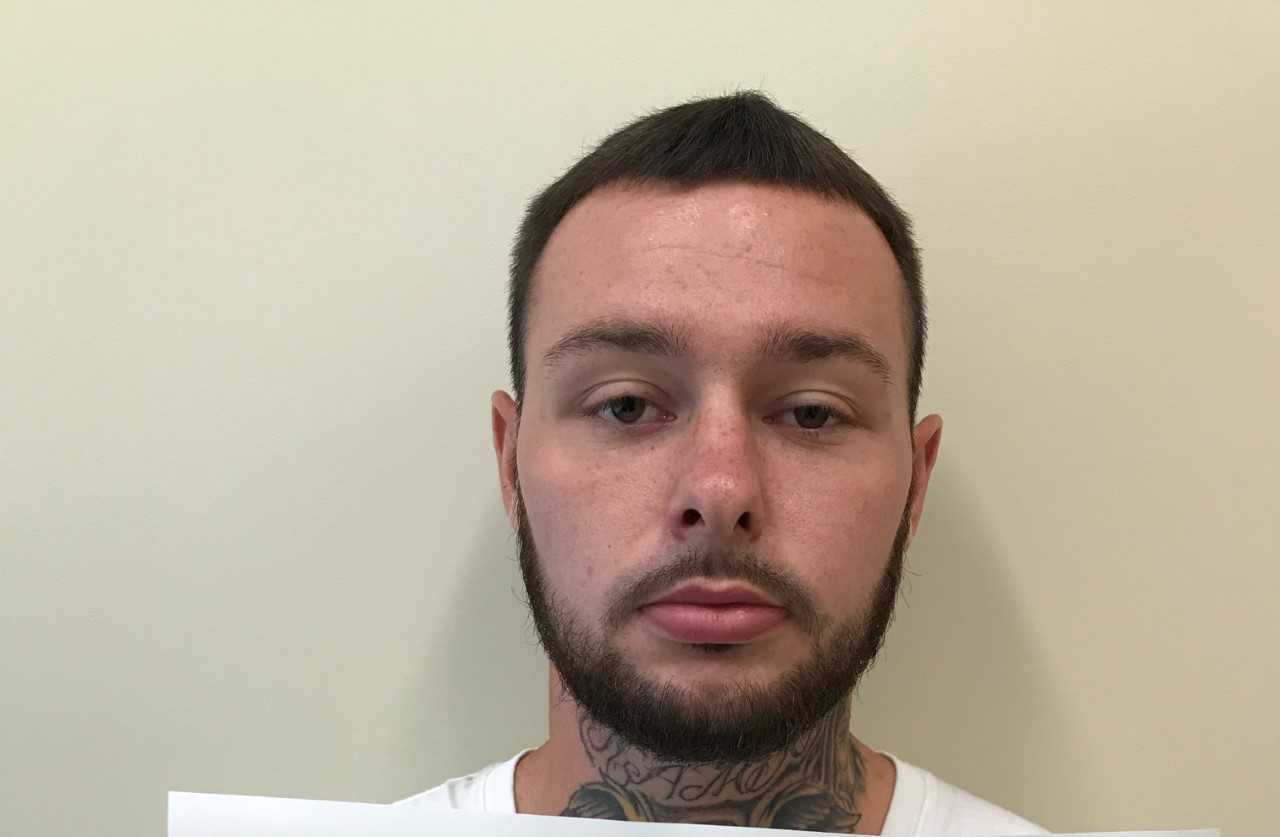 Trevor McIntosh pleaded guilty Tuesday to the murder and robbery of Aaron Brumfield in 2018. (Photo: Courtesy Bedford County Sheriff's Office)