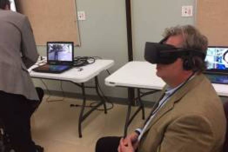 Virtual Reality Science Lessons Now At Indy Charter School
