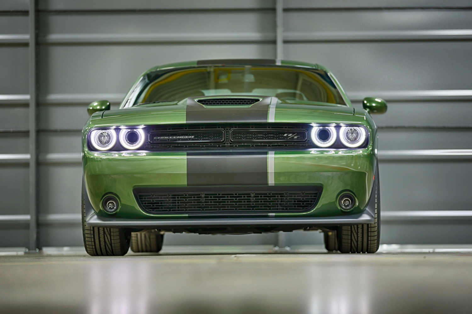 2019 dodge challenger gt awd is a