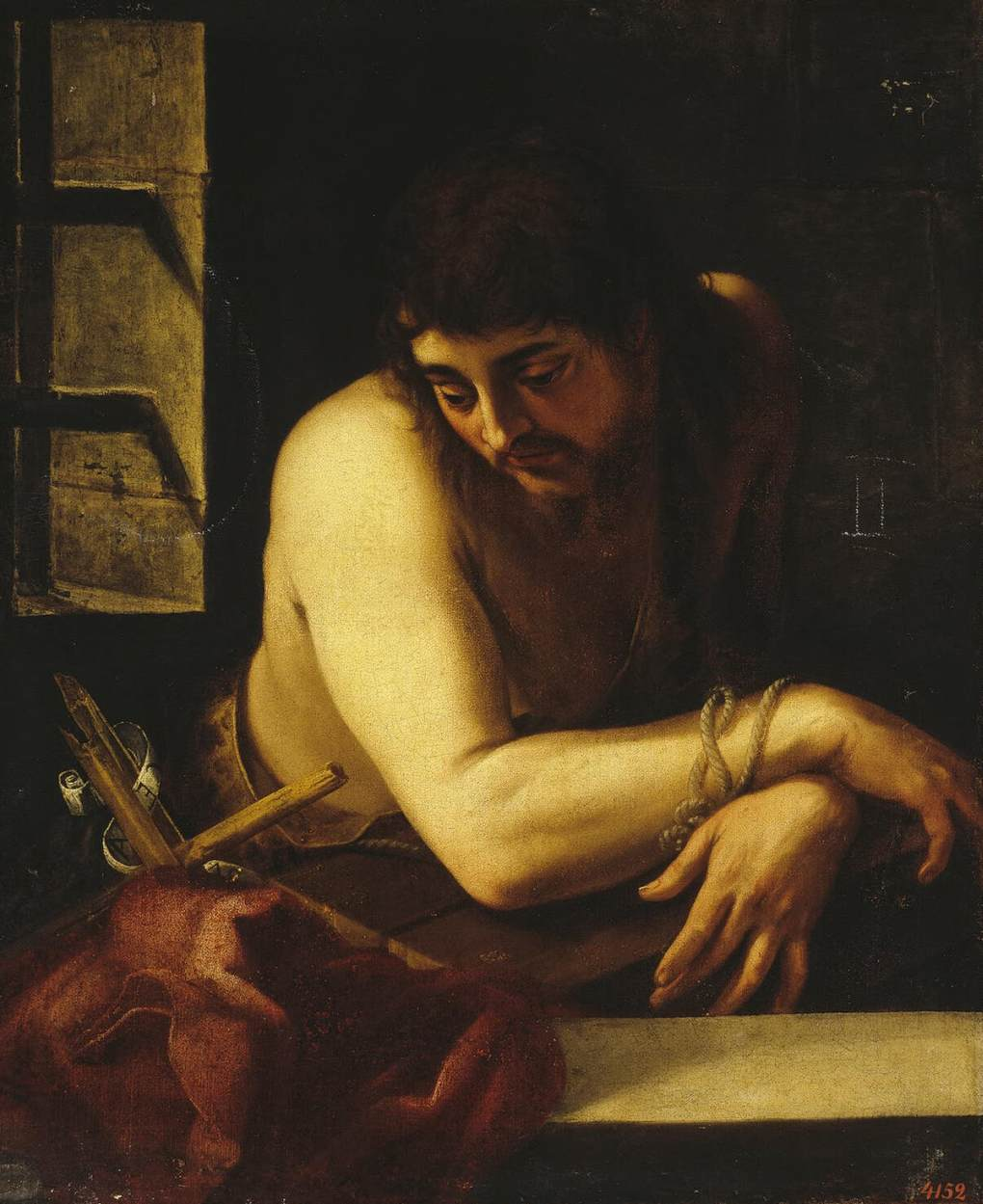 St John the Baptist in the Prison
