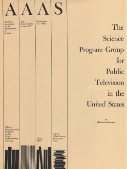 Science Program Group white paper