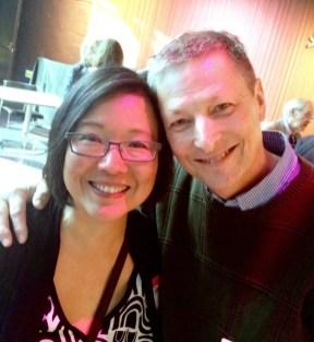 26. Bernadette Yao and Mike McEachern