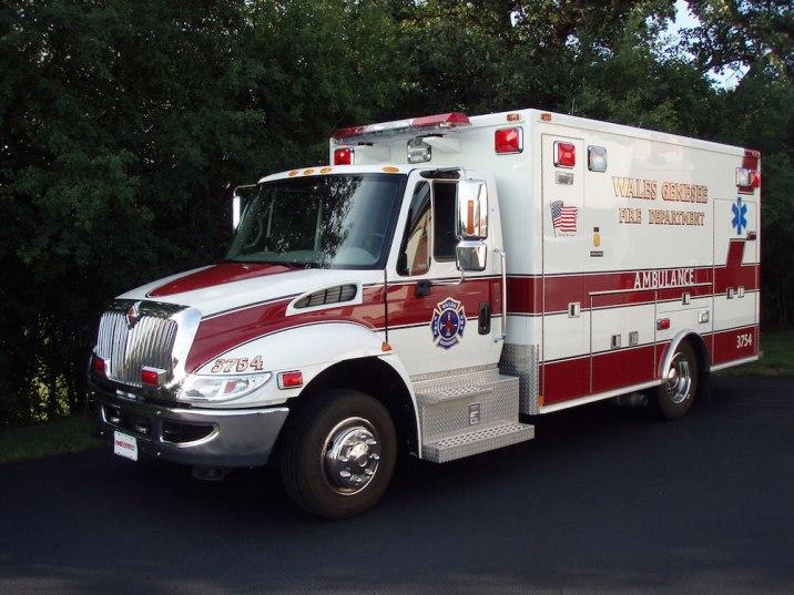 Ambulance 3754