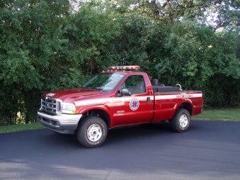 Grass Fire Engine 3785