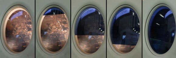 smart glass aerospace