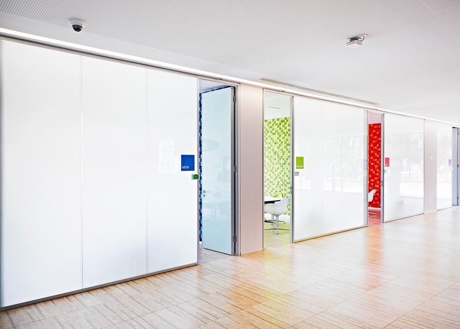 How does switchable privacy glass save from harmful UV rays?
