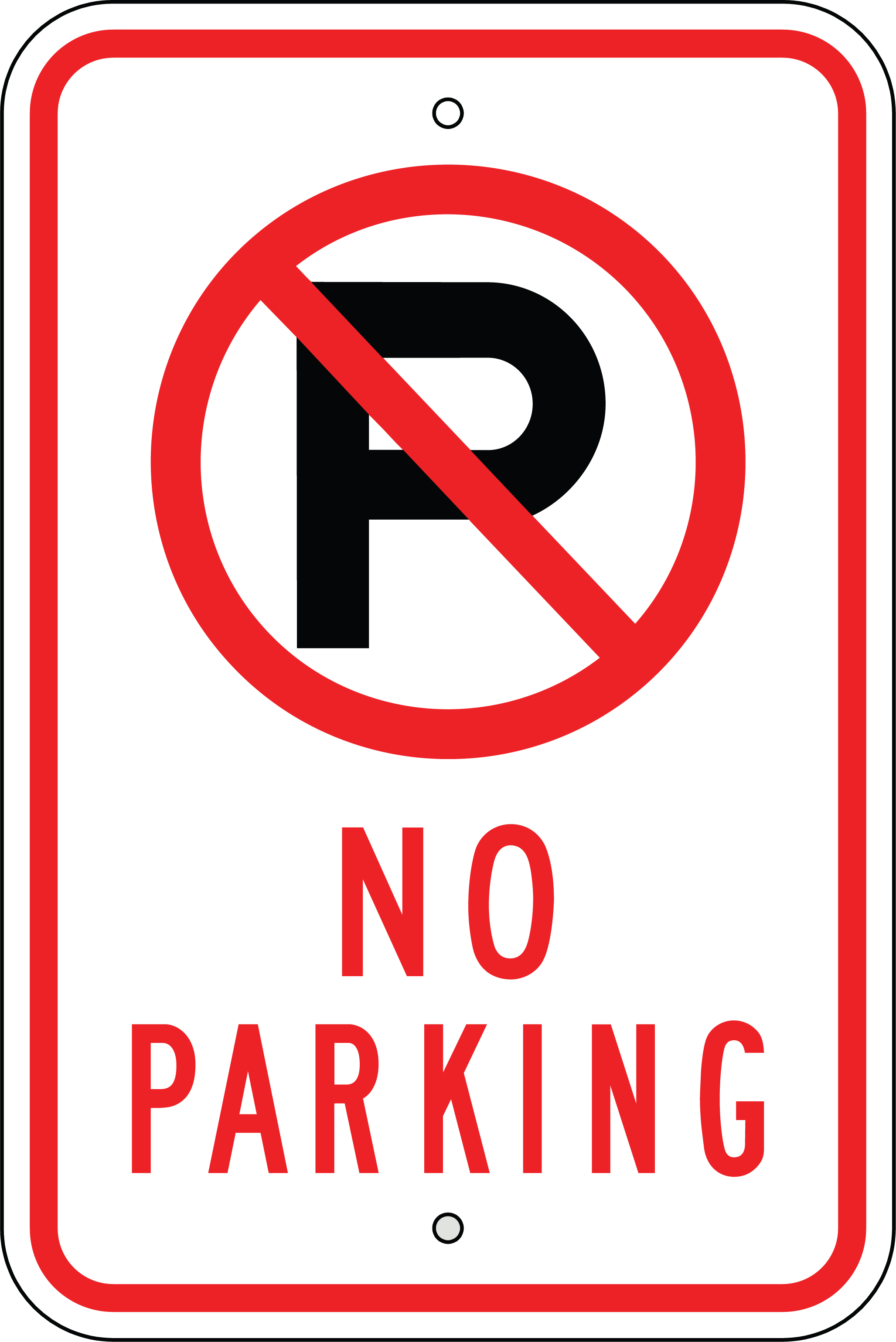 reserved parking signs template.html