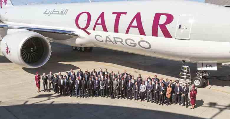 Qatar Airways receives 2 new Boeing 777 Freighters