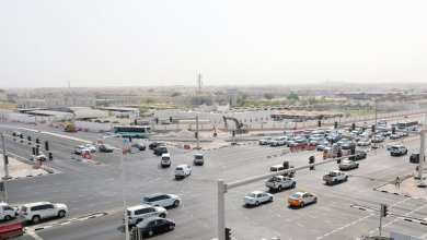 Ashghal opens four new signal-controlled intersections on Wholesale Market Street