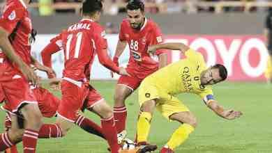 Persepolis edge out Al Sadd to reach AFC Champions League final