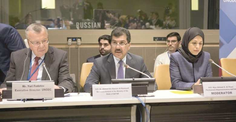 UN discusses Doha Declaration's theme on Education for Justice
