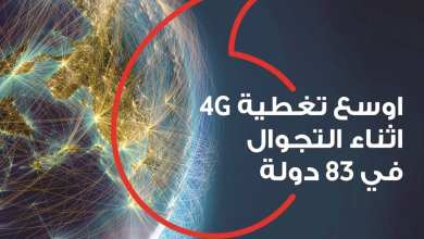 Vodafone offers 'widest' 4G roaming in 83 nations
