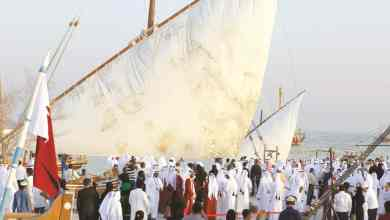Katara's Dhow Festival begins today