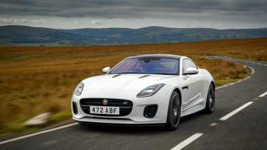 F-TYPE CHEQUERED FLAG CELEBRATES 70 YEARS OF JAGUAR SPORTS CARS