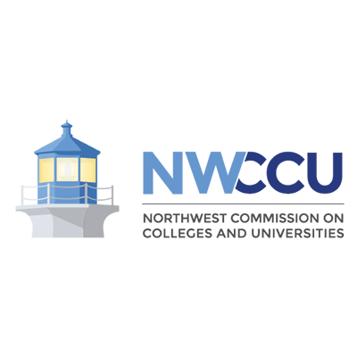 NWCCU, The Northwest Commission on Colleges and Universities accreditation logo