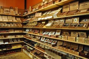 Tobacco Shops