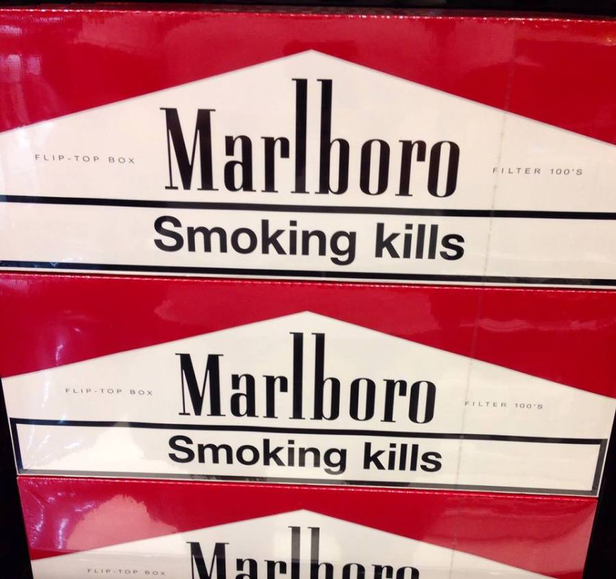 Marlboro - Smoking Kills