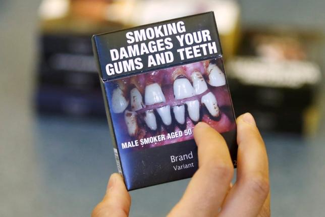 Smoking Damages Your Gums and Teeth