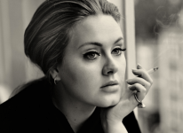 Adele Quit Smoking Voice Weaker