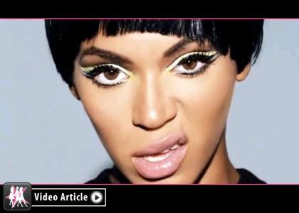 Beyonce Demonic Symbols