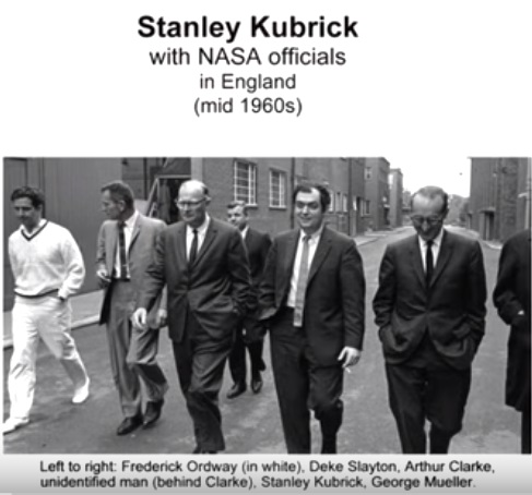 Image result for stanley kubrick apollo