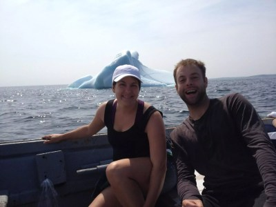 Up Close and Personal with 10,000 nature - Icebergs