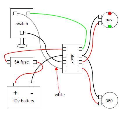 Boat Light Wiring Diagram - Wiring Diagram Database