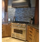 Whaley Custom Tiletravertine Tile Floor With Honed Granite Countertop Whaley Custom Tile