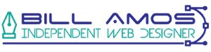 Bill Amos Independent Website Designer Logo