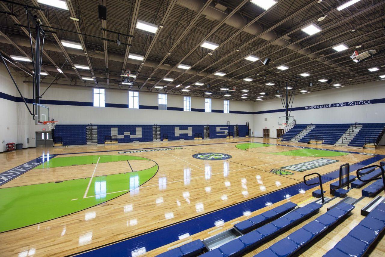 Windermere High School Wharton Smith Inc