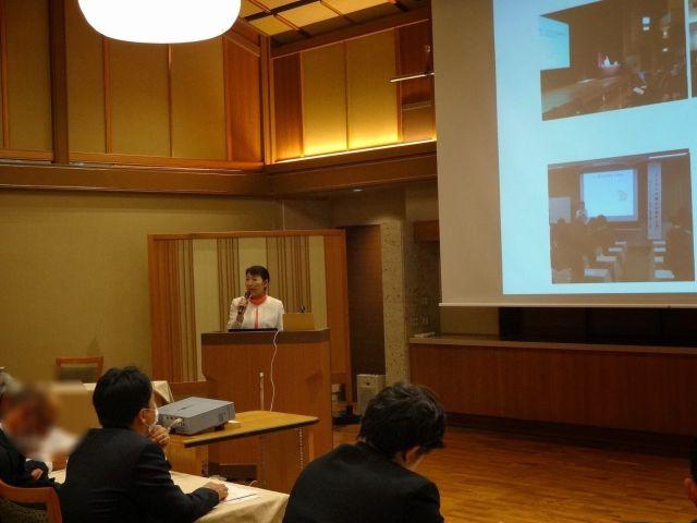電気工事会社の協力会行事でタイプ別コミュニケーション研修の講師を務めました(福島県石川町)_fx_DSC08423