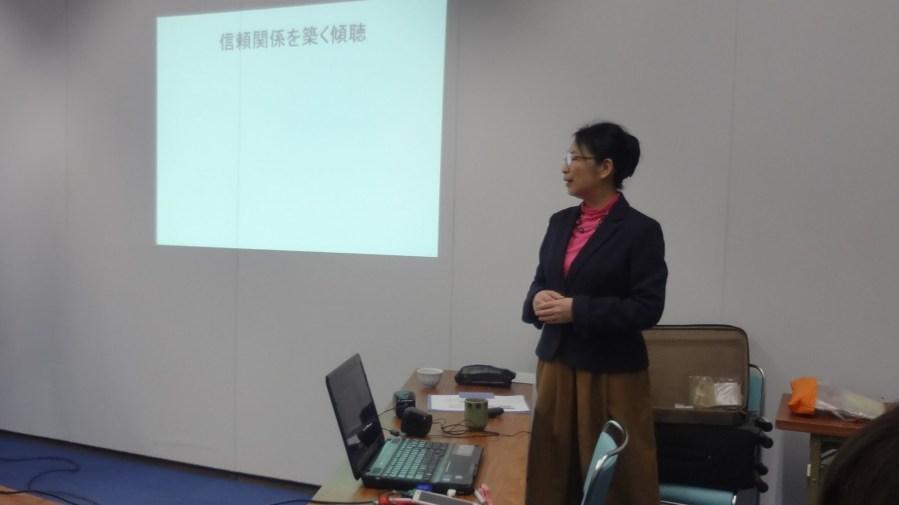 教職員組合の勉強会でコーチング研修の講師を務めました(宮城県仙台市)_Facebook_DSC02157