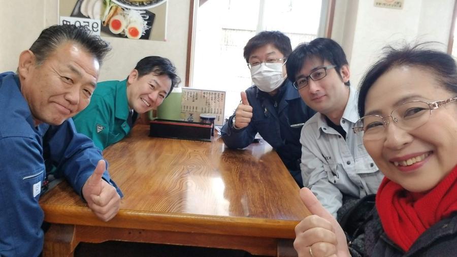 みそまる麺次郎で仙南マシンクラブの皆さんと再会!_20200121_120956