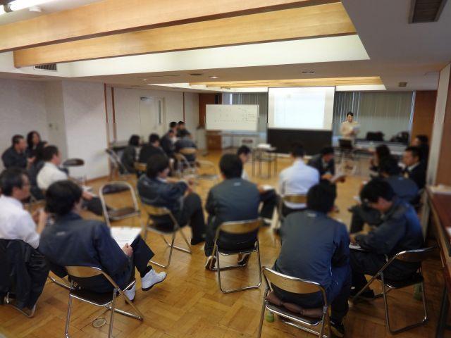 設備業の皆さんのクレーム応対研修の講師を務めました(宮城県仙台市)_fx_DSC00252