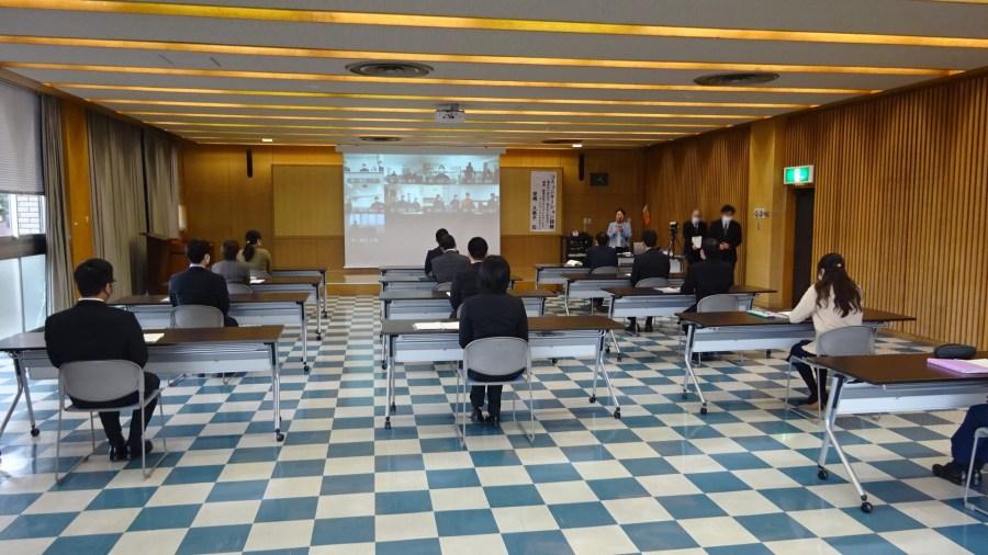 港湾合同庁舎でライフワークバランス推進セミナーのコミュニケーション講座でアサーション+ハラスメント防止の講師を務めました(宮城県塩釜市)_fx_DSC00654
