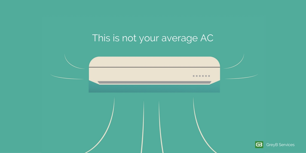 LG – Air Conditioner That Knows About You
