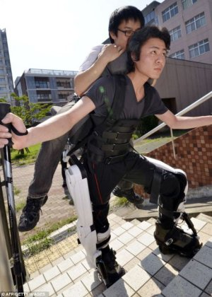 Sony-Hybrid-assitive-limb