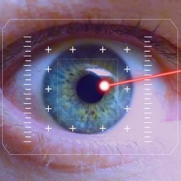Samsung's Iris Scanner Unlocks Smartphone With Your Eyes