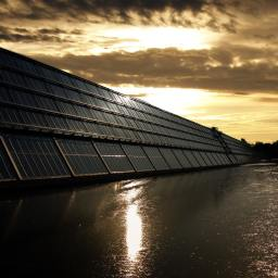 Google just filed a patent for floating solar farms