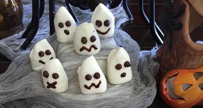 Marshmallow BOO Bites!